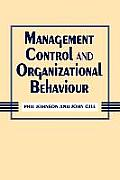 Johnson: Management Control (P) and Organizational Behaviour
