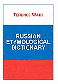 Russian Etymological Dictionary