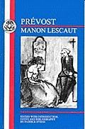 Prevost: Manon Lescaut