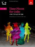 Time Pieces for Cello: Music Through the Ages