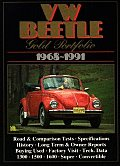 VW Beetle, 1968-1991-GP