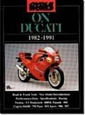 Cycle World Motorcycle Books: Cycle World on Ducati 1982-91