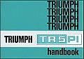 Triumph Tr5 Pi Handbook