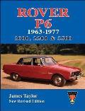 Rover P6 1963-1977: 2000, 2200 & 3500