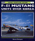 F-51 Mustang Units over Korea