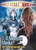 3-D Monster Masks: Doctor Who