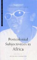 Postcolonial Subjectivities in Africa