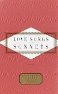 Love Songs & Sonnets Everymans Library