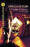 Lathe Of Heaven Sf Masterworks 44