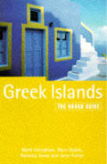 Rough Guide Greek Islands 2nd Edition