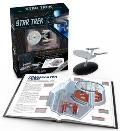 Star Trek The USS Enterprise NCC 1701 Illustrated Handbook Plus Collectible