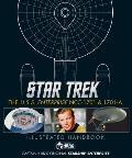 Star Trek The USS Enterprise NCC 1701 Illustrated Handbook