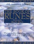 Book of Runes with Runestones