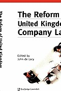 Reform of UK Company Law