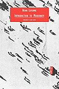 Introduction to Modernity Twelve Preludes September 1959 May 1961