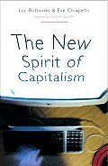 New Spirit Of Capitalism
