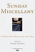 Sunday Miscellany a Selection from 2003 & 2004