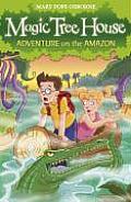 Magic Tree House 06 Adventure on the Amazon UK