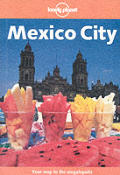 Lonely Planet Mexico City 2nd Edition