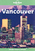 Lonely Planet Vancouver 2nd Edition