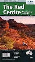Red Centre Alice Springs To Uluru 2nd Edition