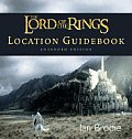 Lord Of The Rings Location Guidebook Extended Edition