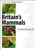 Britain's Mammals: a Concise Guide