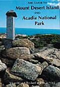 Amc Guide To Mount Desert Island & Acadia Nati