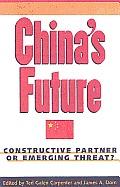 Chinas Future Constructive Partner or Emerging Threat