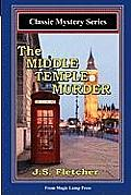 The Middle Temple Murder: A Magic Lamp Classic Mystery