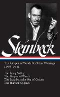 John Steinbeck The Grapes of Wrath & Other Writings 1936 1941