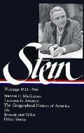 Gertrude Stein Writings 1932 1946
