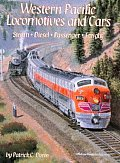 Western Pacific Locomotives & Cars Steam