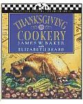 Thanksgiving Cookery