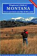 Wingshooters Guide To Montana Upland Birds