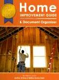 Very Best Home Improvement Guide & Document Organizer With Templates & Graph Paper