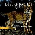 Look West Desert Babies A To Z