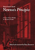Selections from Newtons Principia A Science Classics Module for Humanities Studies