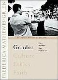 Gender Culture Ethics Faith Men Women Se