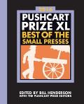 Pushcart Prize XL Best of the Small Presses 2016 Edition