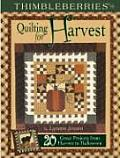 Thimbleberries Quilting for Harvest 20 Great Projects from Harvest to Halloween