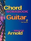 Chord Workbook for Guitar Volume Two