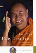 Universal Love The Yoga Method of Buddha Maitreya