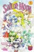 Sailor Moon Stars 01