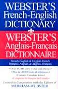 Websters French English Anglais Fran Dictionary