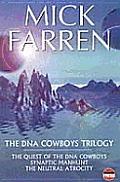 Dna Cowboys Trilogy Quest For Dna Cowbo