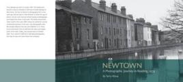 Newtown, Reading: a Photographic Journey in 1974