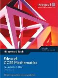 Edexcel Gcse Maths: Linear Foundation Homework Book