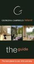 Georgina Campbells Ireland 2007the Guide The Best Places to Eat Drink & Stay