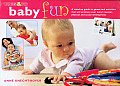 Play Laugh & Learn Baby Fun With Cardboard Stand